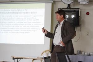 Ole Jørgen Hansen, Østfoldforskning